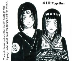 Neji and Hinata-Together by strychnon