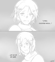 aph- I've lose you. by NyuNyanNeko