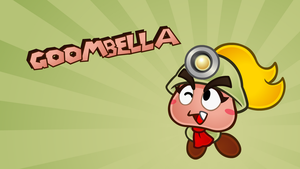 Goombella Wallpaper by Doctor-G