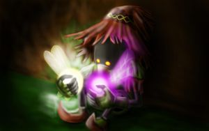 The Legend of Zelda: Majoras Mask : Skullkid by XD0013812