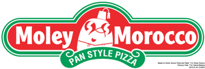Moley Morocco Pan Style Pizza by CCritt93