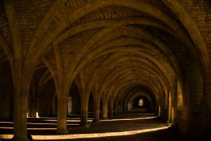 Abbey Cellarium 2.. by quaddie