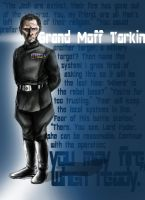 Grand Moff by infamously-dorky