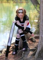 Temari Kage Summit Cosplay 01 by TemariAtaje