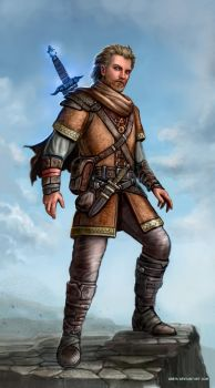 Son of the Wind by SirTiefling