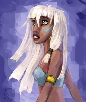 Kida by joharu