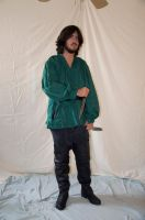 Male Rogue Full Body Stock 39 by FairieGoodMother