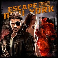 Escape from New York by PZNS