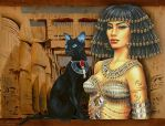 Egyptian_beauty by Arinnka