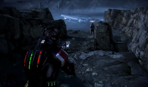 Mass Effect Hud01 -green by Nuranon