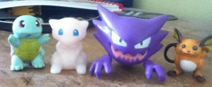 My Pokemon ''Collection'' by SithVampireMaster27