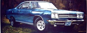 Plymouth sport satalite by N8grafica