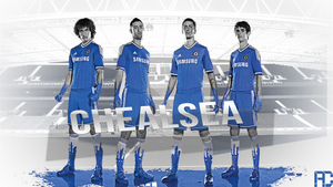 Chelsea Wallpaper by ANILDD11