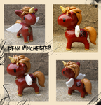 Deanicorn Commission by balletvamp