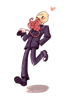 Happy Ood by Luthie13