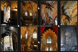 Rosslyn Chapel by brijome