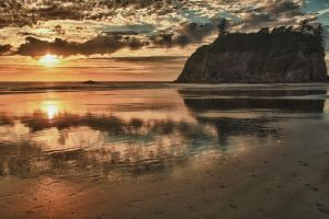 Ruby Beach 10 by arnaudperret