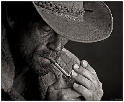 - marlboro man - by SaschaHuettenhain