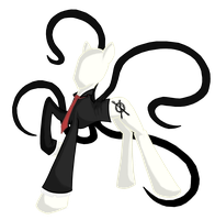 Slendermane (GIMP) by 3P1CN1NJA