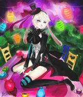 -alois in wonderland- by kittysophie