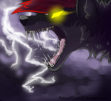 .:Lightnings:. by KatsumiEmoWolf