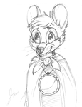 Mrs. Brisby by theHorosz