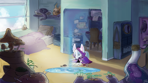 Witch's Room by Dehv