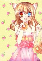 AT : Donuts!!! by puritea