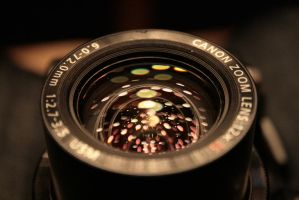 Canon Zoom Lens by ulumemo13
