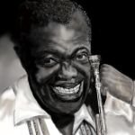 Louis Armstrong by davincipoppalag