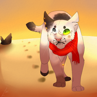 Across the sands::. by catbae