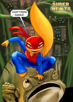 SuperNewts Cool by-AJ Moore 001 by GudFit