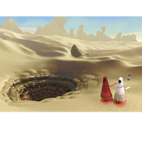 Journey to Sarlacc by n8s