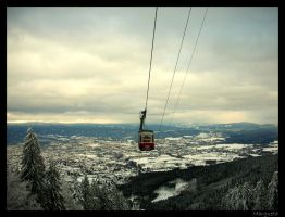 Cableway by margueta