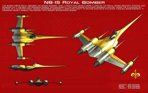 NB-1S Royal Bomber ortho [New] by unusualsuspex