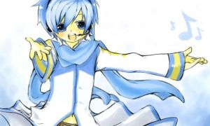 VOCALOID: Kaito: MusicToMyEars by mamoshroom