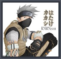 Kakashi - Dressed to Kill by duneboo