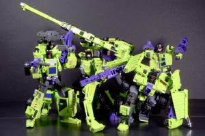 Not Constructicons by phtoygraphy