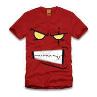 emotshirt-ICAMEFROMHELL by INBLACK-ce