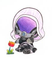 Tali - To Touch a Flower by Lilaaku