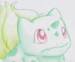 Bulbasaur by Chaowzee
