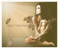 Fallen Angel by Xelenne