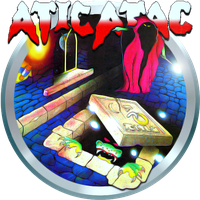 Atic Atac v2 by POOTERMAN