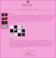 Candy Pink by dxd