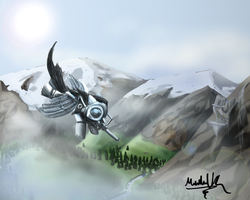 Fallout Canterlot Recon by turbopower1000