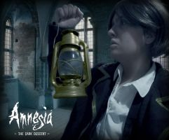 Amnesia: Out of Oil by NeoCaptain