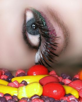 Candy Eye by Canon277t