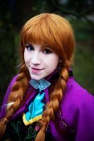 Anna from Frozen by Amenoo