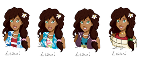 Leilani - BH6 OC by Starimo