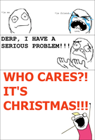CHRISTMAS by SILLYLITTLECOMICS